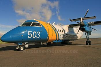 SE-MAC - Sweden - Coastguard de Havilland Canada DHC-8-300Q Dash 8