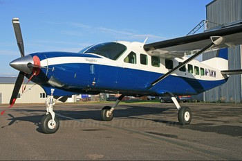 M-YAKW - Private Cessna 208 Caravan