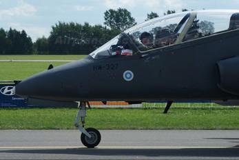 HW-327 - Finland - Air Force: Midnight Hawks British Aerospace Hawk 51
