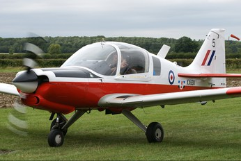 G-SIJW - Private Scottish Aviation Bulldog