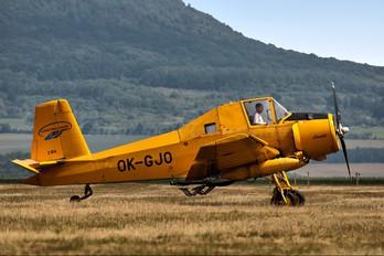 OK-GJO - Private Zlín Aircraft Z-37A Čmelák