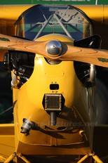 G-BSBT - Private Piper J3 Cub