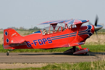 G-FDPS - Flights & Dreams Pitts S-2C Special