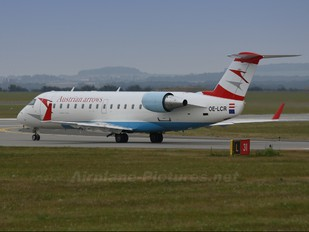OE-LCR - Austrian Airlines/Arrows/Tyrolean Canadair CL-600 CRJ-200