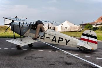 OE-APY - Private Tatra T-131 Jungmann
