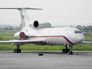 RA-85587 - Rossiya Tupolev Tu-154B