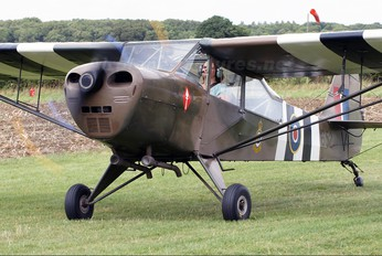 G-AMVD - Private Auster AOP.9 Alpha