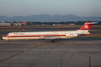 EI-CRW - Meridiana McDonnell Douglas MD-82