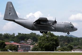 M30-08 - Malaysia - Air Force Lockheed C-130T Hercules