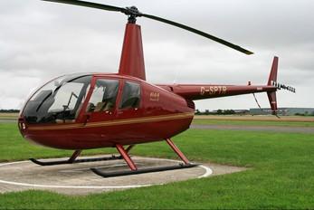 G-SPTR - Private Robinson R44 Astro / Raven