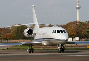 D-BAMM - Private Dassault Falcon 2000 DX, EX
