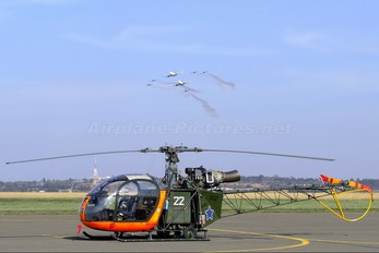22 - South Africa - Air Force Museum Sud Aviation SA-313 / 318 Alouette II (all models)