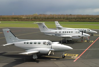 HB-LQZ - Private Cessna 421 Golden Eagle