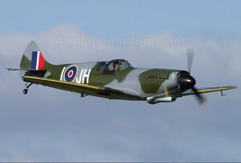VH-IJH - Private Supermarine Spitfire Mk.26 (replica)