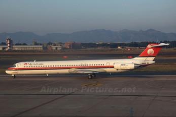I-SMEM - Meridiana McDonnell Douglas MD-82