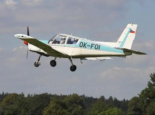 OK-FOI - Aeroklub Přibyslav Zlín Aircraft Z-43