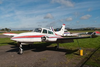 G-BGXK - Private Cessna 310