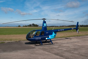 G-TBTB - Kingsfield Helicopters Robinson R44 Astro / Raven