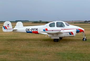 OK-PFM - Aeroklub Czech Republic LET L-200 Morava