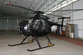 G-CCUO - Private Hughes 369D