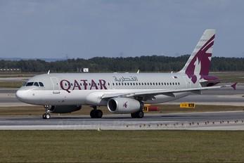 A7-ADU - Qatar Airways Airbus A320