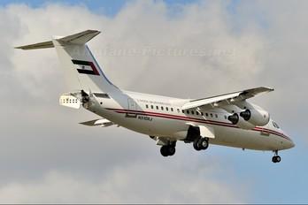 N510XJ - United Arab Emirates - Air Force British Aerospace BAe 146-200/Avro RJ85