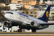 D-ABJB - Lufthansa Boeing 737-500 aircraft