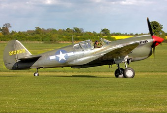 G-KITT - Private Curtiss P-40M Warhawk
