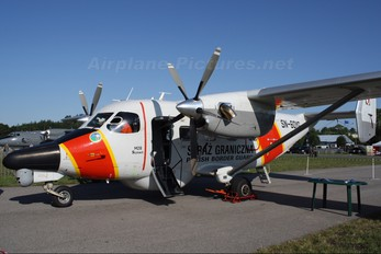 SN-60YG - Poland - Polish Border Guard PZL M-28-05 Skytruck