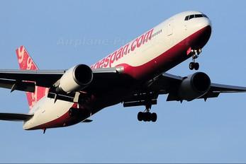 G-CEOD - Flyglobespan Boeing 767-300ER