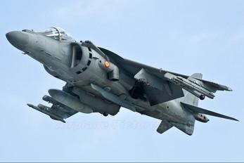VA.1B-27 - Spain - Navy McDonnell Douglas EAV-8B Harrier II