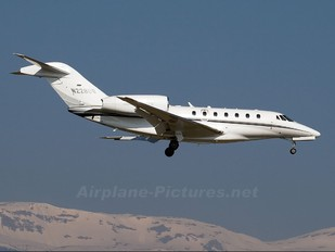 N228DB - Private Cessna 750 Citation X