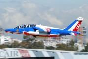 "E163 - France - Air Force ""Patrouille de France"" Dassault - Dornier Alpha Jet E aircraft"