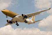 A4O-KE - Gulf Air Airbus A330-200 aircraft