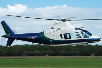 LV-BLY - Private Agusta / Agusta-Bell A 109A Mk.II Hirundo