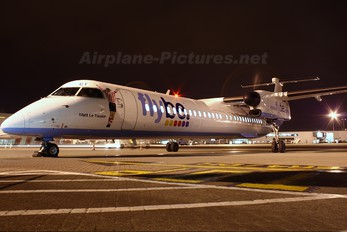 G-JECT - Flybe de Havilland Canada DHC-8-400Q / Bombardier Q400