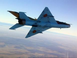 327 - Romania - Air Force Mikoyan-Gurevich MiG-21 LanceR B