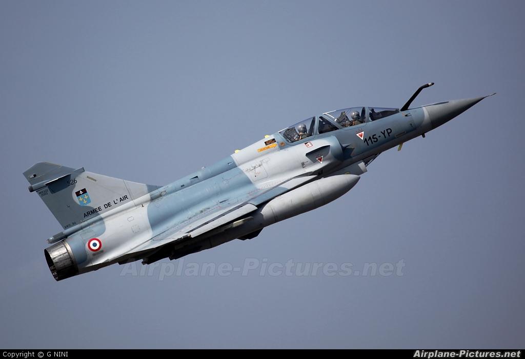 France - Air Force 526 aircraft at Kleine Brogel
