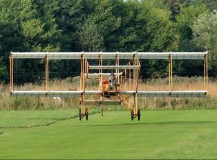 G-ASPP - The Shuttleworth Collection Bristol Box kite