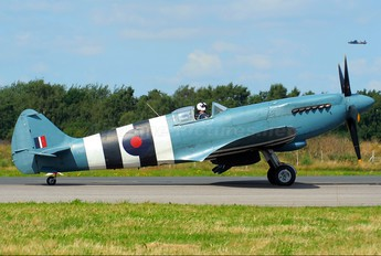 "PM631 - Royal Air Force ""Battle of Britain Memorial Flight"" Supermarine Spitfire PR.XIX"