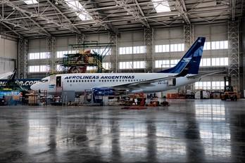 OK-GCD - Aerolineas Argentinas Boeing 737-700