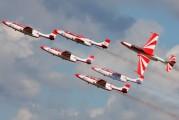 2013 - Poland - Air Force: White & Red Iskras PZL TS-11 Iskra aircraft