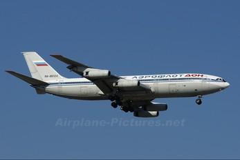 RA-86124 - Aeroflot Don Ilyushin Il-86