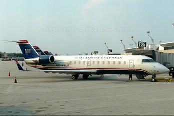 N450AW - US Airways Express Canadair CL-600 CRJ-200