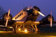 D-ANOY - Lufthansa Junkers Ju-52 aircraft