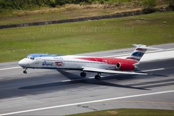 HS-OME - Orient Thai Airlines McDonnell Douglas MD-82