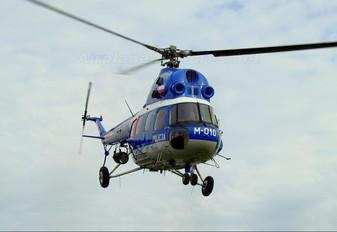 SN-08XG - Poland - Police Mil Mi-2