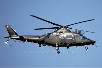 H40 - Belgium - Air Force Agusta / Agusta-Bell A 109BA