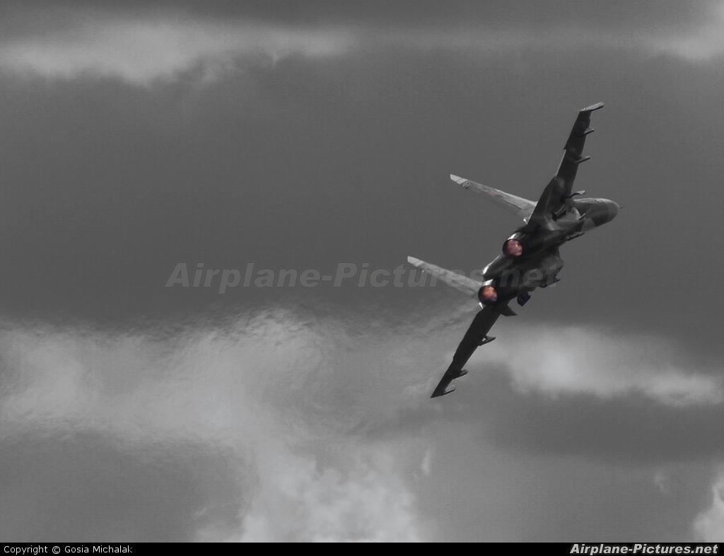 Belarus - Air Force 63 aircraft at Radom - Sadkow