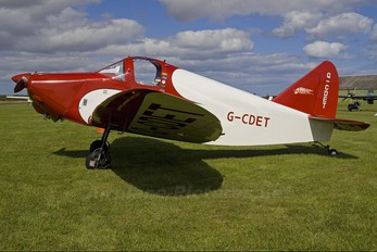 G-CDET - Private Culver PQ-14B Cadet